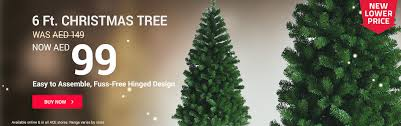 Christmas Decorations Wholesale Dubai by Best Artificial Christmas Trees Buy Online Dubai Abu Dhbai Ace