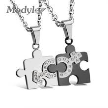 custom necklaces for couples popular couples necklaces personalized buy cheap couples necklaces