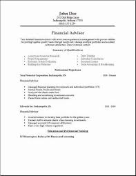 Finance Resume Sample Financial Resume Examples Finance Manager Resume Example 90 Best