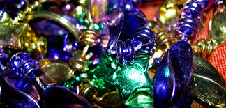 mardi gras ornaments celebrating mardi gras decorating tips