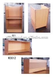 High Gloss Uv Finish Door Aluminium Edge Body Glass Door Kitchen - High gloss kitchen cabinet doors
