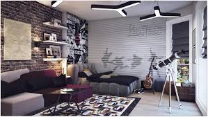 teen boy bedroom room design decor classy simple at