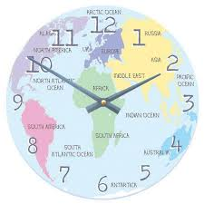 Time Zone Map World Clock by Canada Time Zone Map With Provinces With Cities With Clock Us