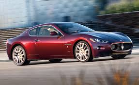 maserati red 2008 maserati granturismo road test reviews car and driver