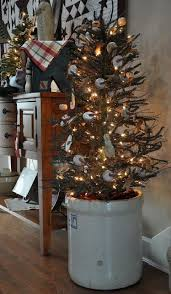Decorations For Mini Christmas Tree by 57 Best Small Christmas Trees Images On Pinterest Merry