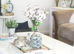 summer coffee table styling plus 7 tips for styling a coffee table
