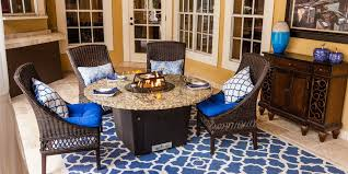 Unique Fire Pits by The Naples Fire Pit Table Firetainment