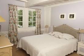 chambre adulte style anglais