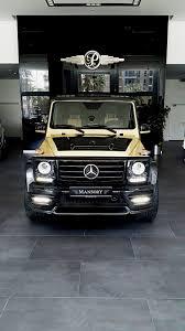 mansory mercedes g63 prestige showrooms