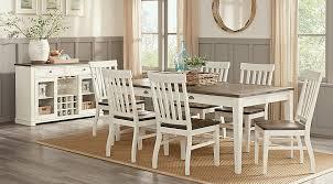 white dining room sets keston white 7 pc rectangle dining room dining room sets colors