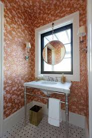 Best Powder Rooms Images On Pinterest Bathroom Ideas Room - Powder room bathroom