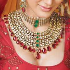 indian bridal necklace images Floralina indian bridal jewelry jpg