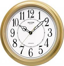 Horloge Murale Ronde Blanche Avec Horloge Murale Ronde Blanche Avec Jour Et Date Pendule Murale