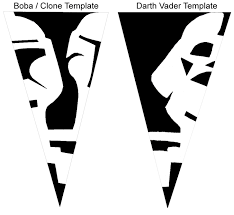 templates for snowflakes star wars snowflakes and templates to make your own if it s hip