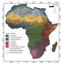 africa map study remote sensing free text nominal 30 m cropland extent map