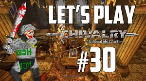 chivalry medieval warfare part 30 no fighting in the dining room