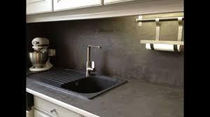plan de travail cuisine effet beton plan de travail béton minéral ms decoconcept fr