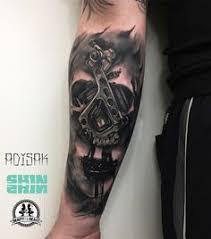 Machine Tattoo Ideas значение тату доспехи фотографии татуировки доспехи Warrior