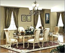 Dining Room Curtain Formal Dining Room Drapes Dining Room Valance Curtains Gorgeous