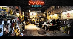 popcorn garage 66 films references hidden in a garage will you be able to