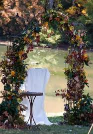 wedding arches michigan michigan fall favorites wedding inspiration arch wedding and