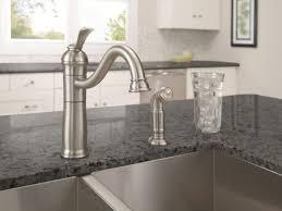 kitchen sink moen kitchen faucets warranty home design great