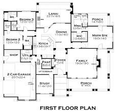 Scale Floor Plan House Plan 65875 At Familyhomeplans Com