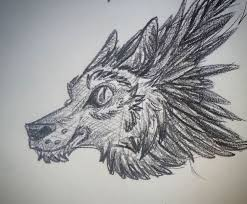 22 amazing collection of wolf drawing drawings design trends