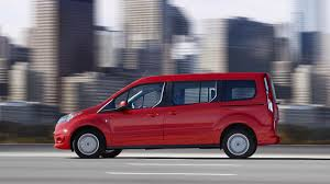 2014 Ford Transit Connect Titanium Wagon Review Notes Autoweek