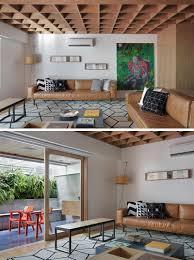 Wohnzimmer Interior Design Diese Brasilianischen Wohnungen Interior Design Features Holz