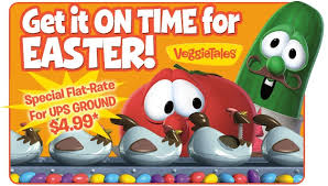 get veggie tales deals in time for easter from 5 99