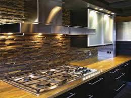 rustic kitchen backsplash ideas unique new lighting cabin
