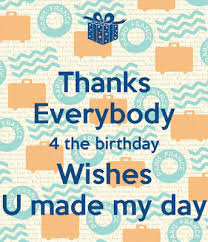 thank you whatsapp status for birthday wishes thank you