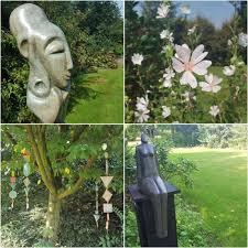 Art In The Garden - add an artistic schwung to your garden dailygreenspiration