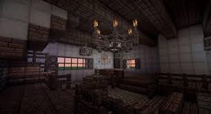 minecraft interior design medieval tavern with full interior minecraft project