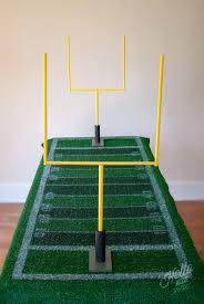 Backyard Football Goal Post Football Goal Posts Party Table Decorations By Hellomysweet