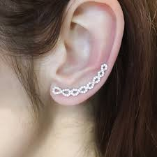climber earrings 75 best earrings images on climber ear pin and ear wraps