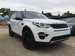 lexus uk export sales lhd land rover discovery sport insignis cars