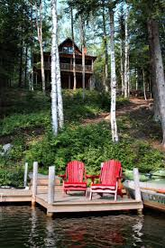 Nh Lakes Region Log Homes by 266 Best Cottages U0026 Lake Living Images On Pinterest Lake Houses