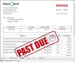 doc 460595 past due letter u2013 notice of payment 60 days past due