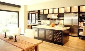 ilot central cuisine bois meuble central cuisine grand cuisine du bois qvec ilot central
