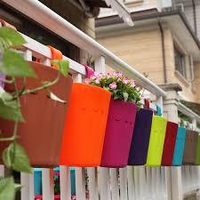 hanging deck railing planters med art home design posters