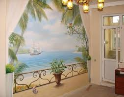 wall mural painting interior design tips 7