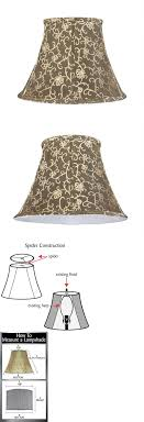 Creative L Shades L Shades 20708 Aspen Creative 30045 Transitional Bell Shape