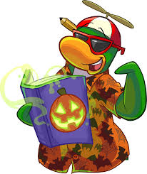 halloween png transparent image rookie halloween png club penguin wiki fandom powered