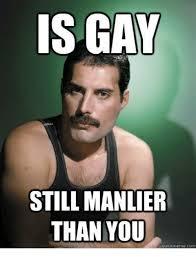 Quick Memes - is gay still manlier than you quick meme com meme on me me