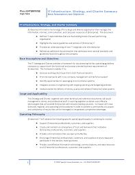 Enterprise Manager Resume 100 Objective For Project Manager Resume Objective For