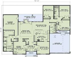 one story four bedroom house plans simple 4 bedroom house plans one story cookwithalocal home and