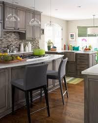 repeindre cuisine en bois comment moderniser une cuisine rustique eleonore dco brillant