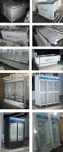 beverage cooler with glass door 1000l double glass door beer cooler fridge lgf 1000s buy double